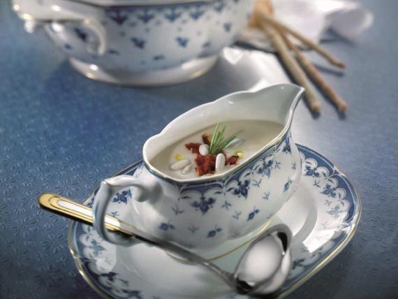 Суп из карликовой фасоли